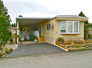 "Photo 1: 82 15875 20TH Avenue in Surrey: King George Corridor Manufactured Home for sale in ""SEA RIDGE BAYS"" (South Surrey White Rock)  : MLS®# F1405552"