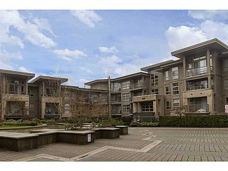 "Photo 1: 207 9339 UNIVERSITY Crescent in Burnaby: Simon Fraser Univer. Condo for sale in ""HARMONY"" (Burnaby North)  : MLS®# V1056922"