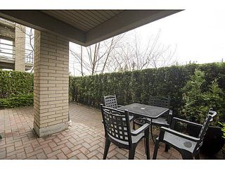 "Photo 2: 207 9339 UNIVERSITY Crescent in Burnaby: Simon Fraser Univer. Condo for sale in ""HARMONY"" (Burnaby North)  : MLS®# V1056922"