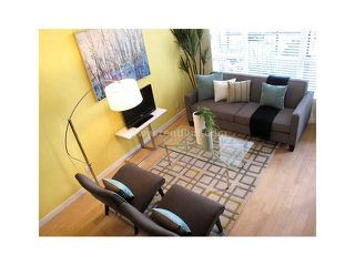 "Photo 4: 1628 W 7TH Avenue in Vancouver: Fairview VW Townhouse for sale in ""Virtu"" (Vancouver West)  : MLS®# V1067776"