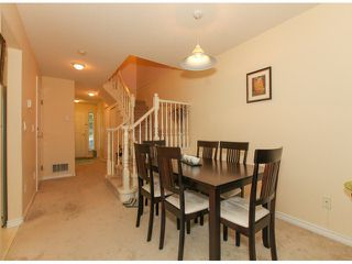 """Photo 11: 32 13499 92ND Avenue in Surrey: Queen Mary Park Surrey Townhouse for sale in """"Chatham Lane"""" : MLS®# F1414205"""