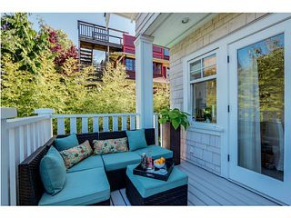 Photo 12: 1760 BLENHEIM Street in Vancouver: Kitsilano House for sale (Vancouver West)  : MLS®# V1092842