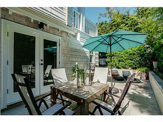Photo 11: 1760 BLENHEIM Street in Vancouver: Kitsilano House for sale (Vancouver West)  : MLS®# V1092842