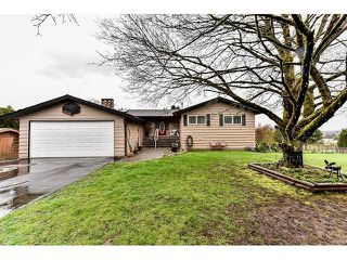 Photo 1: 17523 HILLVIEW Place in Surrey: Grandview Surrey House for sale (South Surrey White Rock)  : MLS®# F1443017