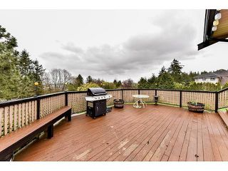 Photo 17: 17523 HILLVIEW Place in Surrey: Grandview Surrey House for sale (South Surrey White Rock)  : MLS®# F1443017