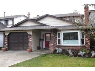 Photo 1: 10571 GAUNT Court in Richmond: Steveston North Home for sale ()  : MLS®# V932637