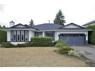 "Photo 1: 32168 ASHCROFT Drive in Abbotsford: Abbotsford West House for sale in ""Fairfield"" : MLS®# F1446823"