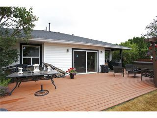 "Photo 17: 32168 ASHCROFT Drive in Abbotsford: Abbotsford West House for sale in ""Fairfield"" : MLS®# F1446823"