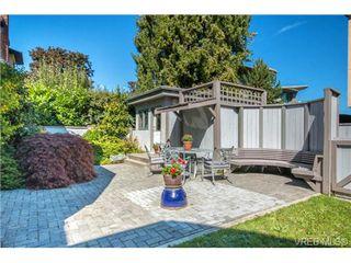 Photo 19: 1073 Deal Street in VICTORIA: OB South Oak Bay Single Family Detached for sale (Oak Bay)  : MLS®# 356155