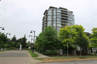 "Main Photo: 504 575 DELESTRE Avenue in Coquitlam: Coquitlam West Condo for sale in ""CORA TOWERS"" : MLS®# R2040772"
