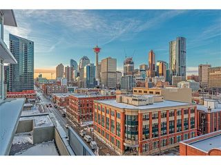 Photo 2: 810 1122 3 Street SE in Calgary: Beltline Condo for sale : MLS®# C4056553