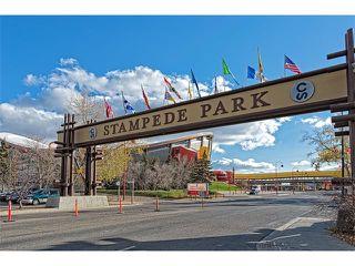 Photo 17: 810 1122 3 Street SE in Calgary: Beltline Condo for sale : MLS®# C4056553