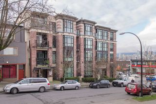 """Photo 2: 210 2515 ONTARIO Street in Vancouver: Mount Pleasant VW Condo for sale in """"The Elements"""" (Vancouver West)  : MLS®# R2053141"""