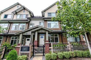 "Photo 1: 108 6655 192 Street in Surrey: Clayton Townhouse for sale in ""One92"" (Cloverdale)  : MLS®# R2072736"