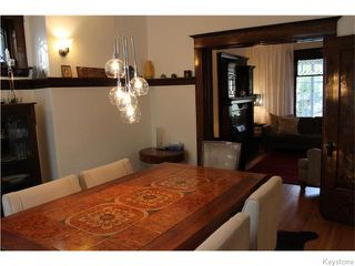 Photo 6: 748 Westminster Avenue in Winnipeg: Wolseley Residential for sale (5B)  : MLS®# 1626001