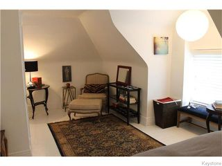 Photo 11: 748 Westminster Avenue in Winnipeg: Wolseley Residential for sale (5B)  : MLS®# 1626001