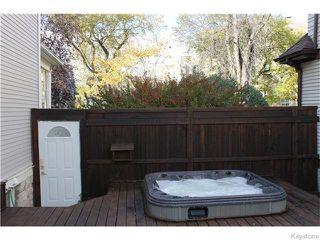 Photo 19: 748 Westminster Avenue in Winnipeg: Wolseley Residential for sale (5B)  : MLS®# 1626001