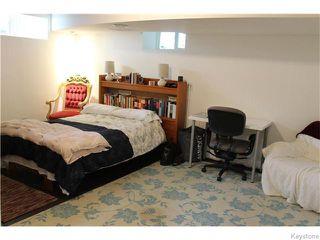 Photo 9: 748 Westminster Avenue in Winnipeg: Wolseley Residential for sale (5B)  : MLS®# 1626001