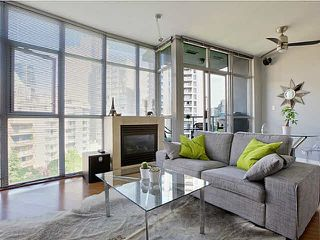 "Photo 2: 705 1050 SMITHE Street in Vancouver: West End VW Condo for sale in ""STERLING"" (Vancouver West)  : MLS®# R2133078"