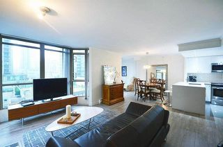Photo 1: 1205 867 HAMILTON Street in Vancouver: Downtown VW Condo for sale (Vancouver West)  : MLS®# R2133180