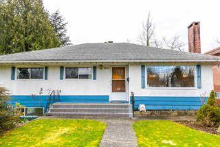 "Photo 1: 5246 SPRUCE Street in Burnaby: Deer Lake Place House for sale in ""DEER LAKE PLACE"" (Burnaby South)  : MLS®# R2151771"