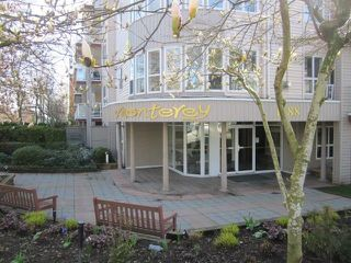 "Photo 1: 101 1588 BEST Street: White Rock Condo for sale in ""MONTEREY"" (South Surrey White Rock)  : MLS®# R2154317"