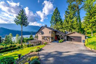 """Photo 1: 3825 BEDWELL BAY Road: Belcarra House for sale in """"Belcarra"""" (Port Moody)  : MLS®# R2174517"""