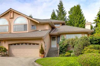 "Main Photo: A 437 BROMLEY Street in Coquitlam: Coquitlam East Townhouse for sale in ""Southview Estates"" : MLS®# R2180695"