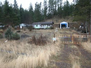 Main Photo: 4698 KAMLOOPS VERNON HIGHWAY in : Monte Lake/Westwold Manufactured Home/Prefab for sale (Kamloops)  : MLS®# 143647
