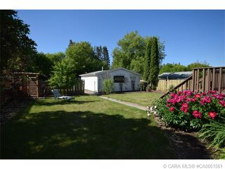 Photo 9: 4105 50A Street in Red Deer: RR Michener Hill Residential for sale : MLS®# CA0061561