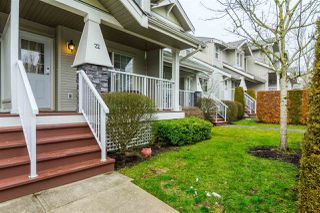 """Photo 20: 22 6568 193B Street in Surrey: Clayton Townhouse for sale in """"BELMONT AT SOUTHLANDS"""" (Cloverdale)  : MLS®# R2229685"""