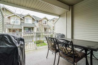"""Photo 27: 22 6568 193B Street in Surrey: Clayton Townhouse for sale in """"BELMONT AT SOUTHLANDS"""" (Cloverdale)  : MLS®# R2229685"""