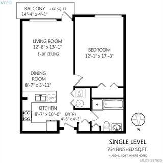 Photo 20: 305 611 Goldstream Ave in VICTORIA: La Fairway Condo for sale (Langford)  : MLS®# 777689