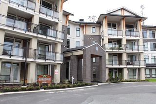 "Photo 1: 310 45761 STEVENSON Road in Sardis: Sardis East Vedder Rd Condo for sale in ""Park Ridge"" : MLS®# R2254826"