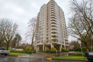 "Photo 1: 1801 7321 HALIFAX Street in Burnaby: Simon Fraser Univer. Condo for sale in ""THE AMBASSADOR"" (Burnaby North)  : MLS®# R2255065"