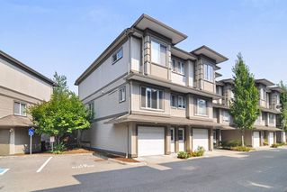 "Photo 1: 35 18701 66 Avenue in Surrey: Cloverdale BC Townhouse for sale in ""Encore at Hillcrest"" (Cloverdale)  : MLS®# R2299597"