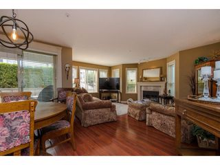 "Photo 2: 105 2585 WARE Street in Abbotsford: Central Abbotsford Condo for sale in ""The Maples"" : MLS®# R2299641"