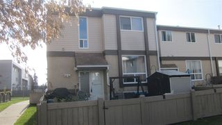 Main Photo: 852 ERIN Place NW in Edmonton: Zone 20 Townhouse for sale : MLS®# E4131949
