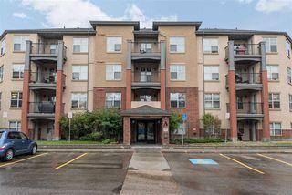 Main Photo: 204 11445 ELLERSLIE Road in Edmonton: Zone 55 Condo for sale : MLS®# E4134005