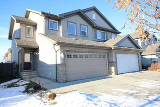 Main Photo: 1327 CUNNINGHAM Drive in Edmonton: Zone 55 House Half Duplex for sale : MLS®# E4139130