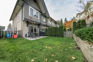 "Photo 17: 46 1305 SOBALL Street in Coquitlam: Burke Mountain Townhouse for sale in ""Burke Mountain - Tyneridge"" : MLS®# R2329992"