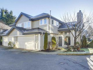 Main Photo: 863 ROCHE POINT Drive in North Vancouver: Roche Point Townhouse for sale : MLS®# R2332536