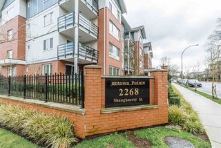 "Main Photo: 302 2268 SHAUGHNESSY Street in Port Coquitlam: Central Pt Coquitlam Condo for sale in ""UPTOWN POINTE"" : MLS®# R2336597"