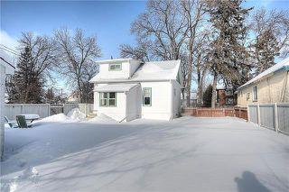 Photo 14: 1142 Rosemount Avenue in Winnipeg: West Fort Garry Single Family Detached for sale (1Jw)  : MLS®# 1902614