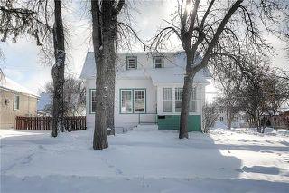 Photo 1: 1142 Rosemount Avenue in Winnipeg: West Fort Garry Single Family Detached for sale (1Jw)  : MLS®# 1902614