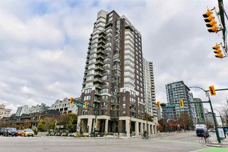 "Main Photo: 501 1003 PACIFIC Street in Vancouver: West End VW Condo for sale in ""SEA STAR"" (Vancouver West)  : MLS®# R2339468"