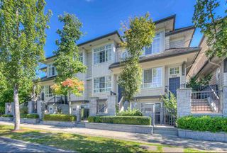 "Main Photo: 2562 WEST Mall in Vancouver: University VW Townhouse for sale in ""WESTCHESTER"" (Vancouver West)  : MLS®# R2374073"