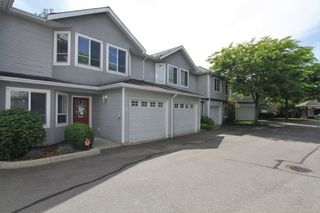 "Main Photo: 105 22950 116 Avenue in Maple Ridge: East Central Townhouse for sale in ""BAKERVIEW TERRACE"" : MLS®# R2377323"