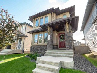 Main Photo: 4212 Allan Link in Edmonton: Zone 56 House for sale : MLS®# E4162030