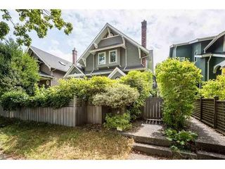 Main Photo: 1940 W 11TH Avenue in Vancouver: Kitsilano Townhouse for sale (Vancouver West)  : MLS®# R2438265